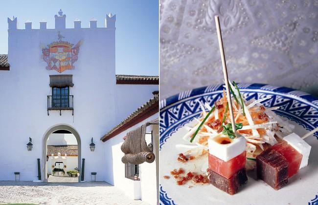 Những khách sạn độc đáo nhất ở Tây Ban Nha