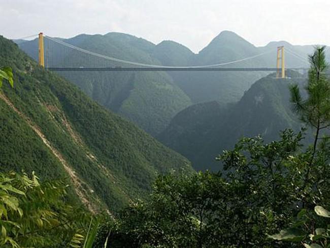 Những cây cầu lập kỷ lục thế giới
