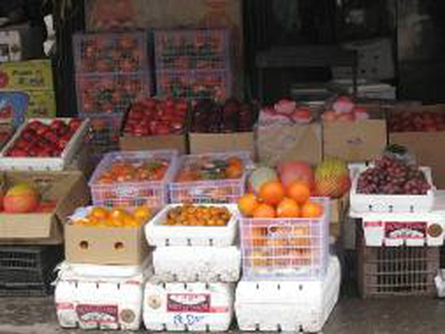 Kinh doanh hoa quả: Một vốn bốn lời