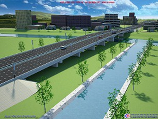 C92: Trúng thầu xây dựng mới cầu Thới An trị giá hơn 140 tỷ đồng