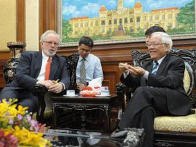 Tân đại sứ Mỹ David Shear: Thương mại là ưu tiên số một
