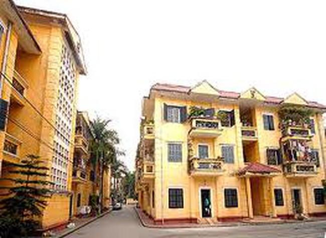 Nguy cơ không có đủ nhà thu nhập thấp ở Hà Nội