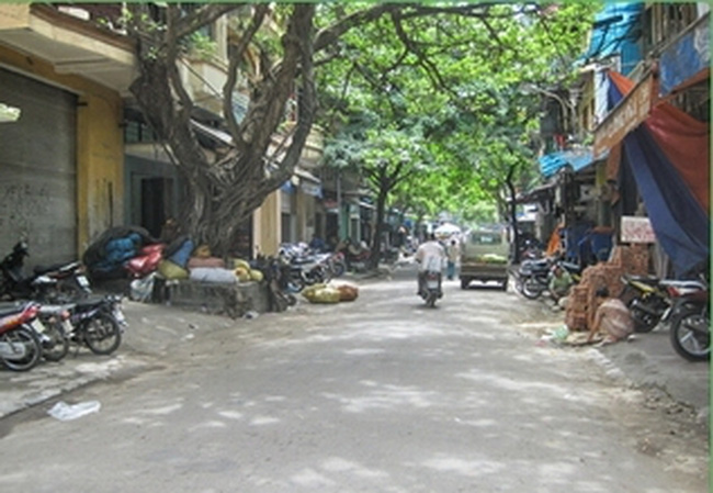 Hà Nội xây tòa nhà hạng A trên phố Tôn Đản