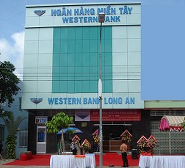 Ngân hàng Phương Tây miễn nhiệm Tổng giám đốc
