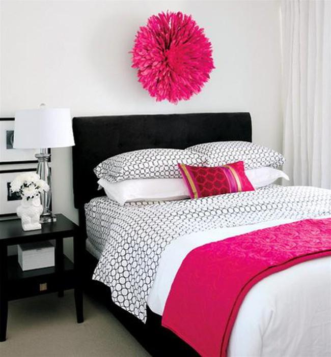 10 phòng ngủ xinh cho năm mới