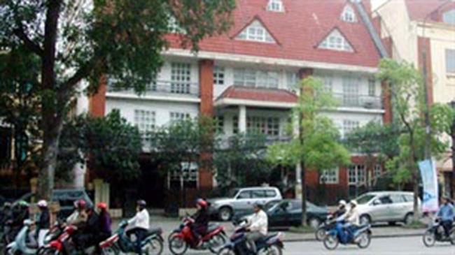 Hà Nội thu hồi toàn bộ nhà đất 35 Điện Biên Phủ