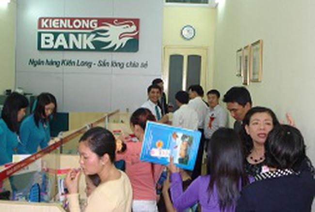 Năm 2011, Kiên Long Bank đạt 522 tỷ đồng LNTT, tăng gấp đôi năm trước