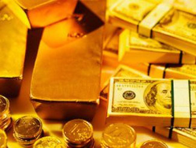 Lạc quan vào châu Âu, giá vàng lên 1.655 USD/ounce