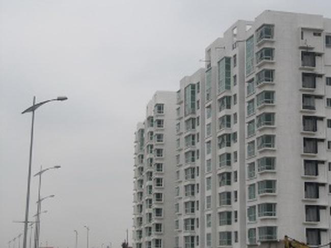 Ồ ạt chào bán các dự án chung cư bình dân