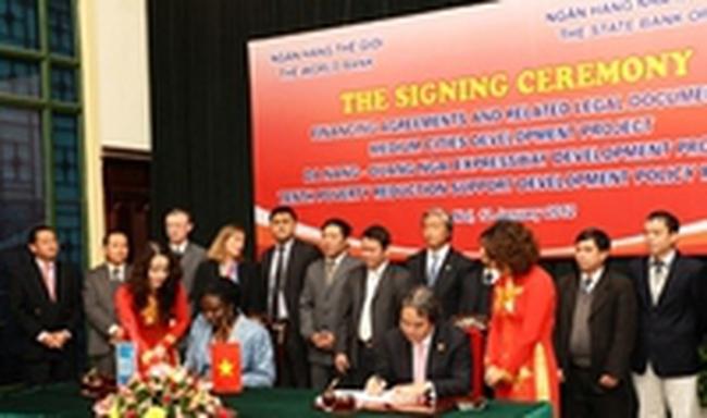Việt Nam vay WB 973,5 triệu USD thực hiện dự án đường cao tốc, đô thị