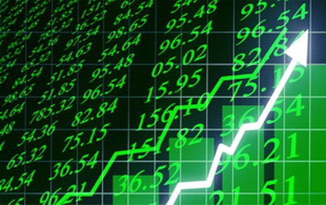 Bứt phá cuối ngày, Vn-Index tăng hơn 6 điểm