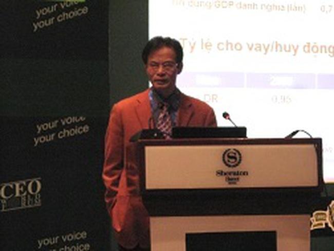 TS Lê Xuân Nghĩa: Không giải quyết được vấn đề thanh khoản, lãi suất không thể giảm