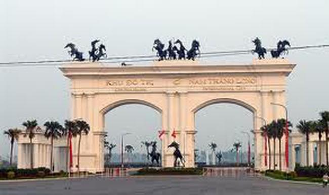 Cơ bản hoàn thành GPMB Khu đô thị Nam Thăng Long