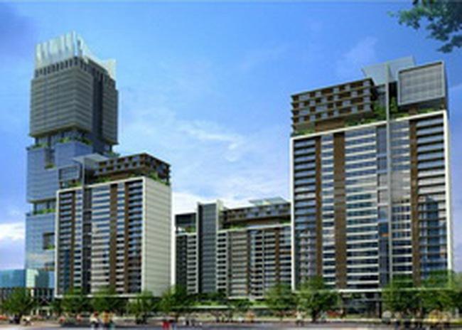 Giá bán căn hộ Tp.HCM giảm 10% trong quý 4/2011