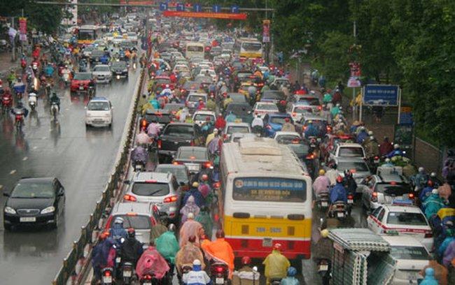 Tháng 6/2012 thông xe 2 cầu vượt ở Hà Nội