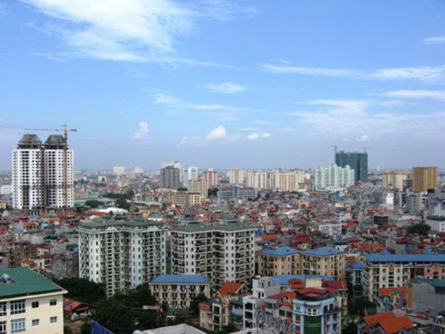 2012 là năm 'vàng' của bất động sản hạng trung?