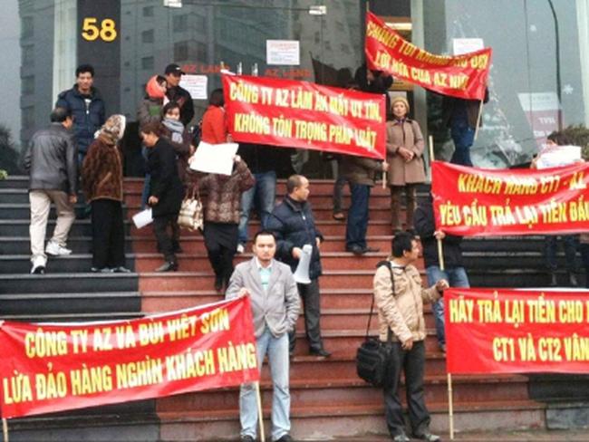 Dự án CT1 Vân Canh - Hà Nội: Chủ đầu tư liên tục thất hứa