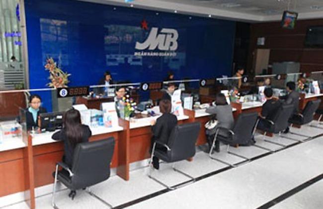 Tăng trưởng tín dụng năm 2011 của MB lên tới 25,8%