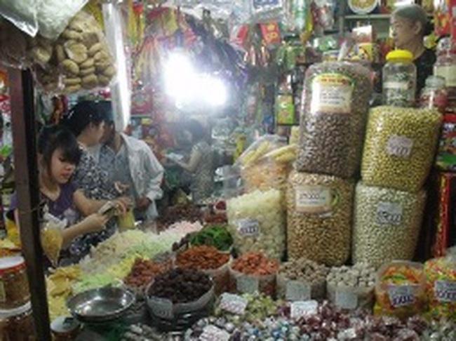 Dân Sài Gòn vẫn thờ ơ với Tết