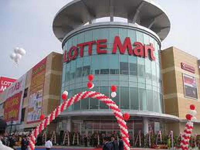 Lotte Mart đầu tư xây dựng siêu thị thứ 3 tại Biên Hòa