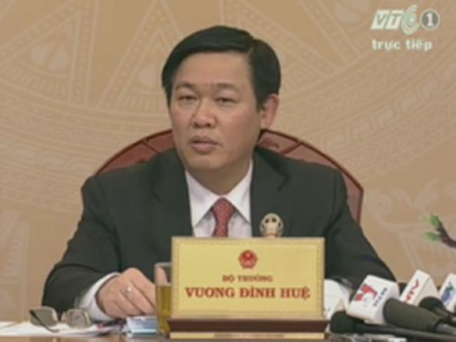 Bộ trưởng Huệ: Giá điện năm 2012 sẽ tăng nhưng phải hướng tới mục tiêu lạm phát 1 con số
