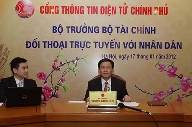 Bộ trưởng Bộ Tài Chính: Phải xem xét lại các CTCK trực thuộc ngân hàng thương mại