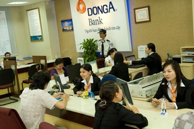 DongA Bank năm 2011 lãi trước thuế 1.255 tỉ đồng, tăng 46,3%