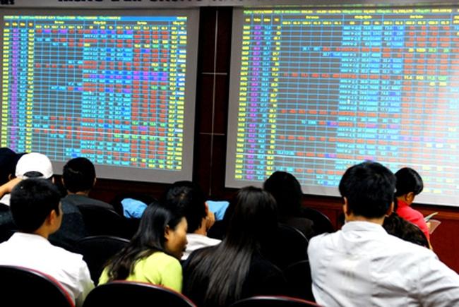 Thị trường điều chỉnh, VN-Index vẫn tăng 1 điểm