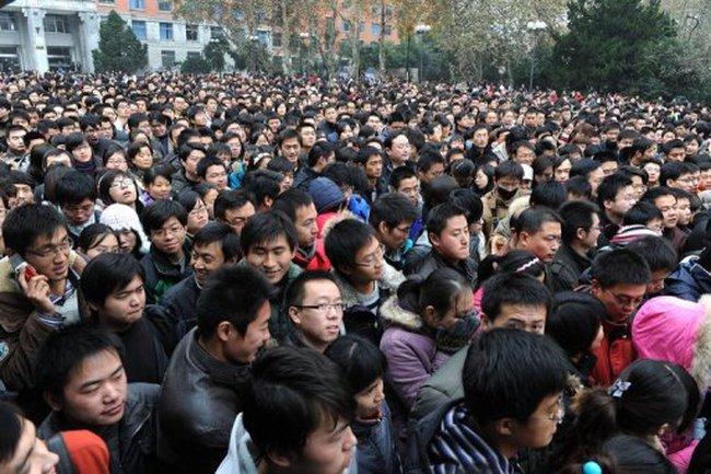 Trung Quốc: Số dân thành thị nhiều hơn nông thôn lần đầu tiên trong lịch sử