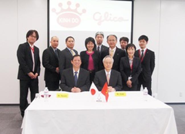 KDC đã bán thành công 14 triệu CP cho đối tác Nhật Bản