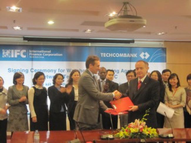 IFC tài trợ 20 triệu USD cho Techcombank