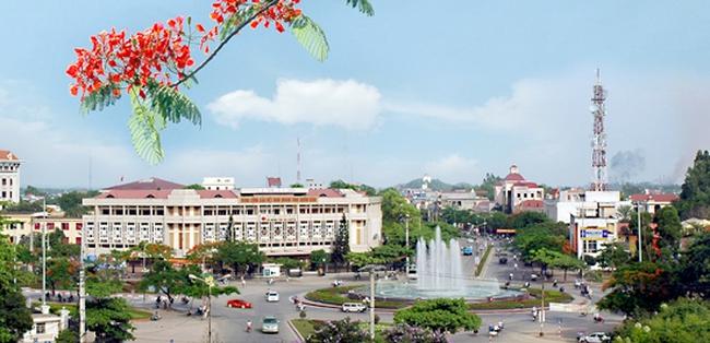 Giá đất ở tại Thái Nguyên cao nhất là 30 triệu đồng/m2