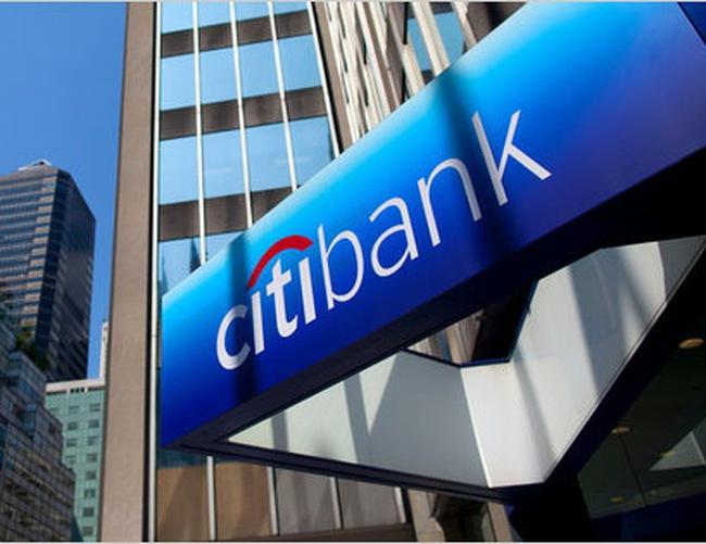 Thất vọng tràn trề với lợi nhuận của Citigroup