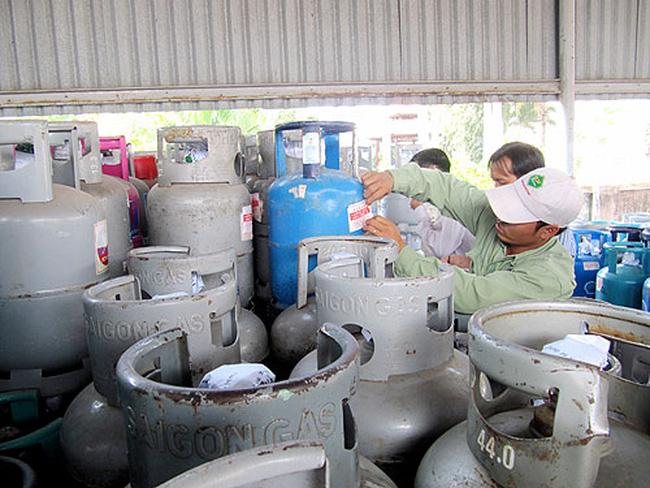 Gas trộn chất nguy hiểm để tăng trọng lượng