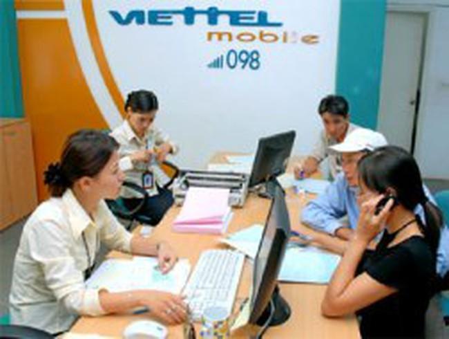 Viettel xếp thứ 30 về lợi nhuận trên thị trường viễn thông toàn cầu