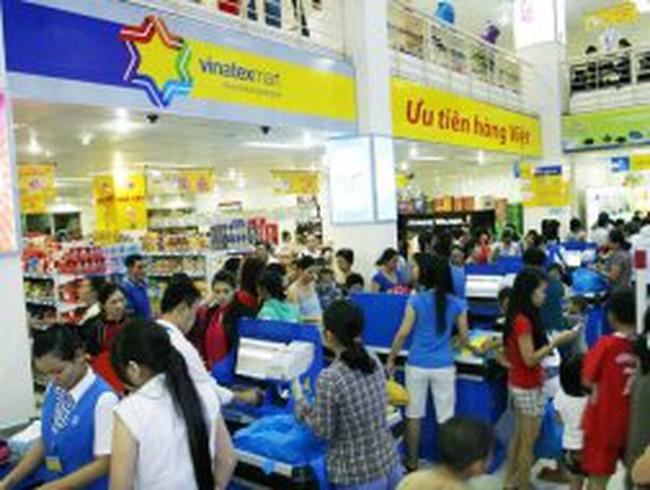 Năm 2012, Vinatexmart xây 30 siêu thị