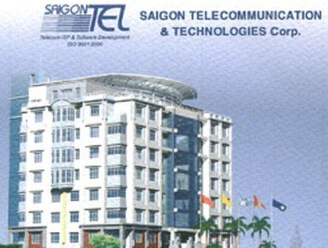 SaigonTel: Năm 2011 lỗ 102 tỷ đồng