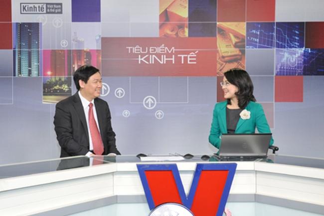 Bộ trưởng Vương Đình Huệ với chương trình Dấu ấn Tài chính 2011