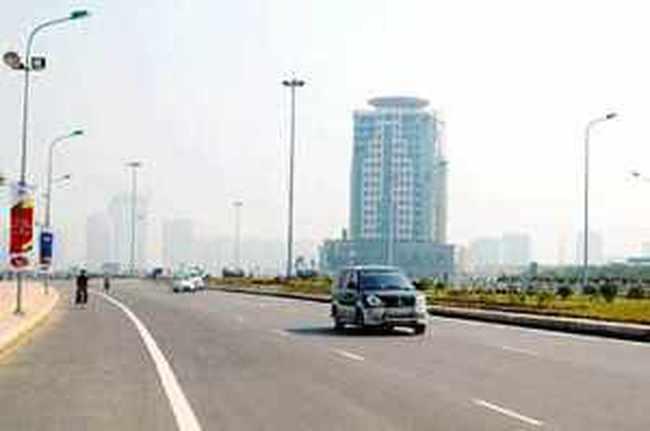 Điều chỉnh quy hoạch khu đô thị Nam Hòa Lạc