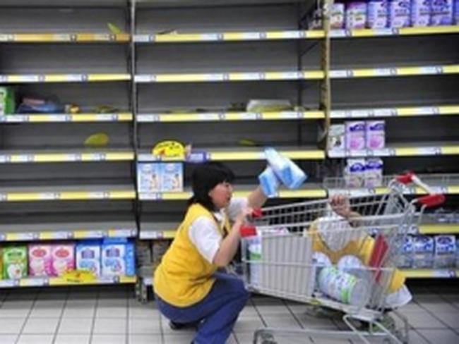 80% dân Trung Quốc sợ thực phẩm sản xuất tại địa phương