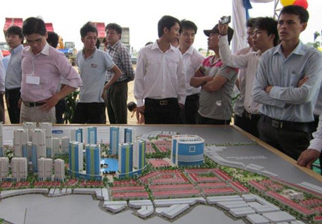 Kịch bản cho thị trường bất động sản 2012