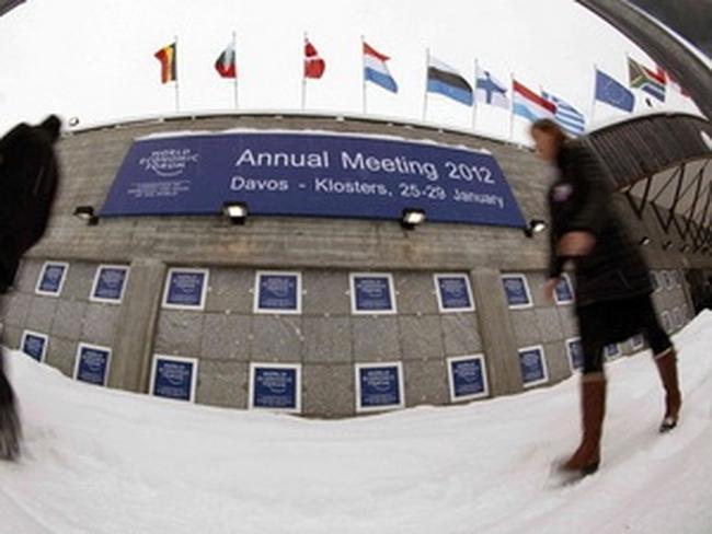 Hàng loạt tỷ phú thế giới đổ xô đến Davos