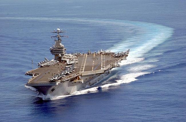 Anh sẵn sàng điều thêm tàu chiến đến gần Iran