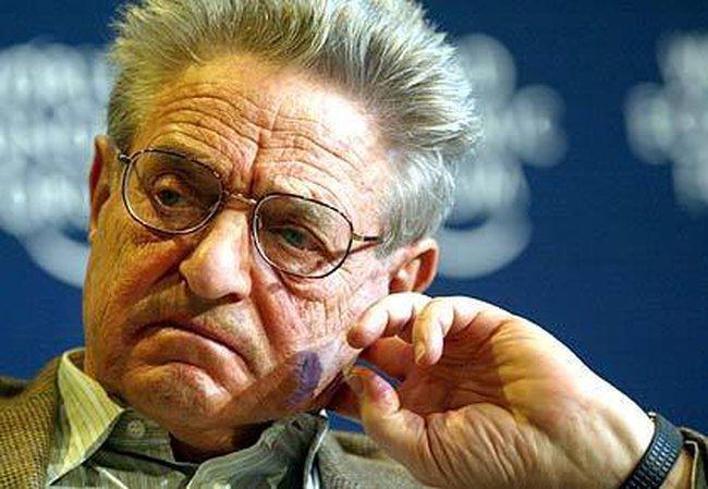 George Soros: Châu Âu đã rơi vào vòng xoáy suy giảm
