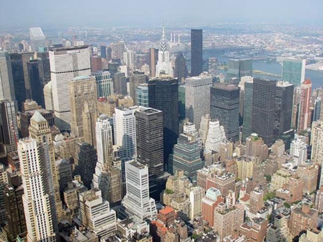 Doanh số bán nhà tại Mỹ bất ngờ sụt mạnh