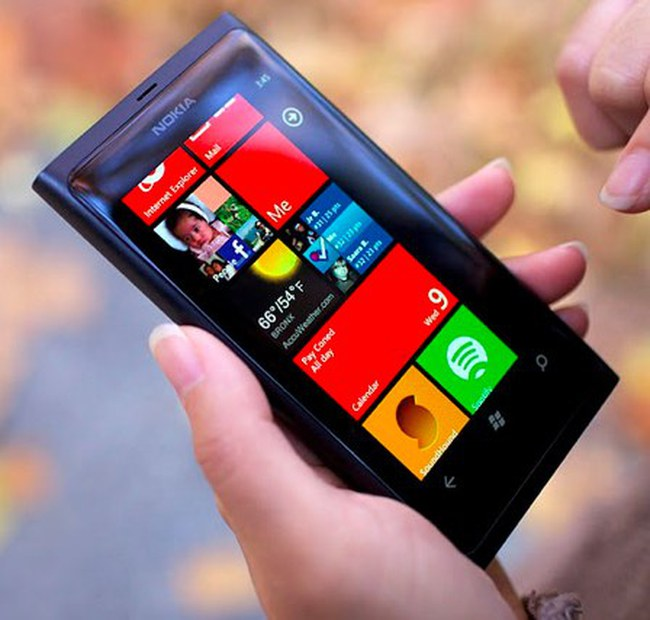 Nokia thua lỗ nặng nề trong quý 4/2011