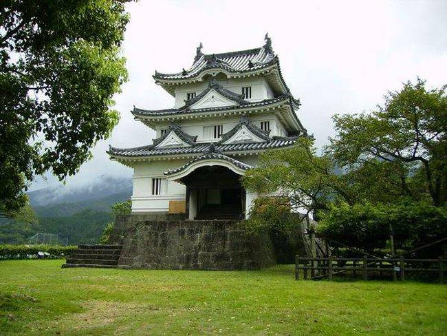 Những lâu đài cổ kính ở Nhật Bản