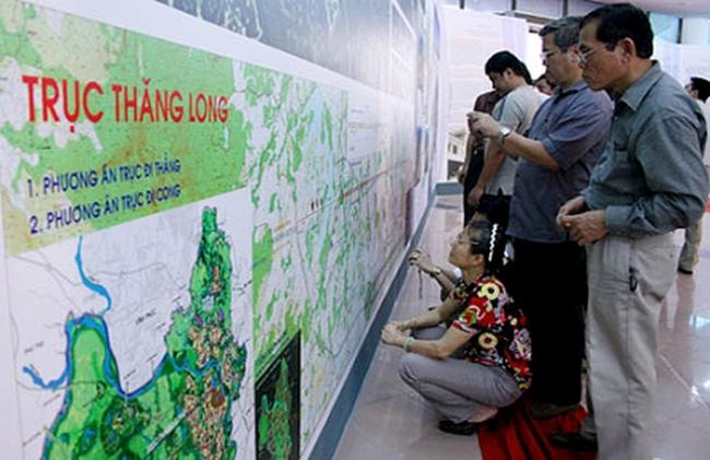 Hà Nội: Xây tuyến đường gần 10.000m qua huyện Đan Phượng