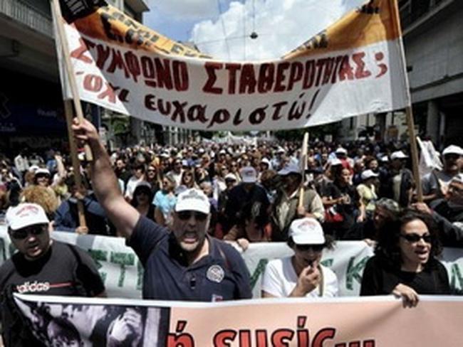 Kinh tế Tây Ban Nha tăng trưởng âm