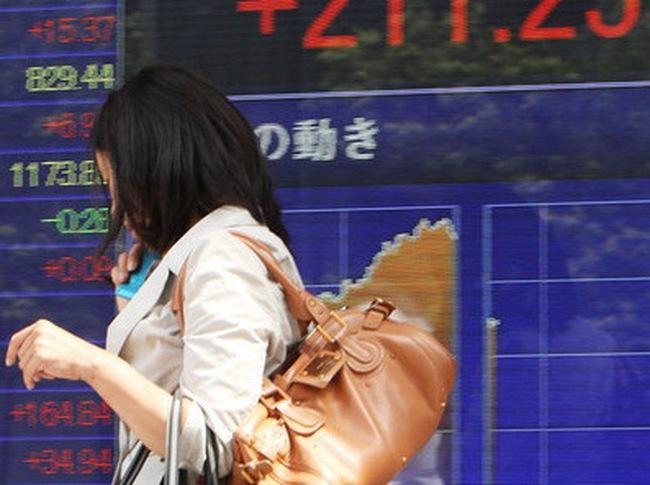 TTCK châu Á tăng gần 8% trong tháng 1/2012